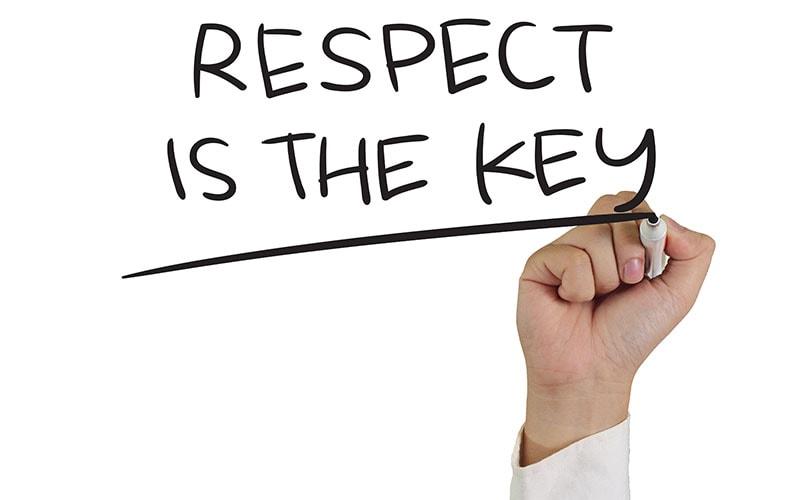 rispetto stima